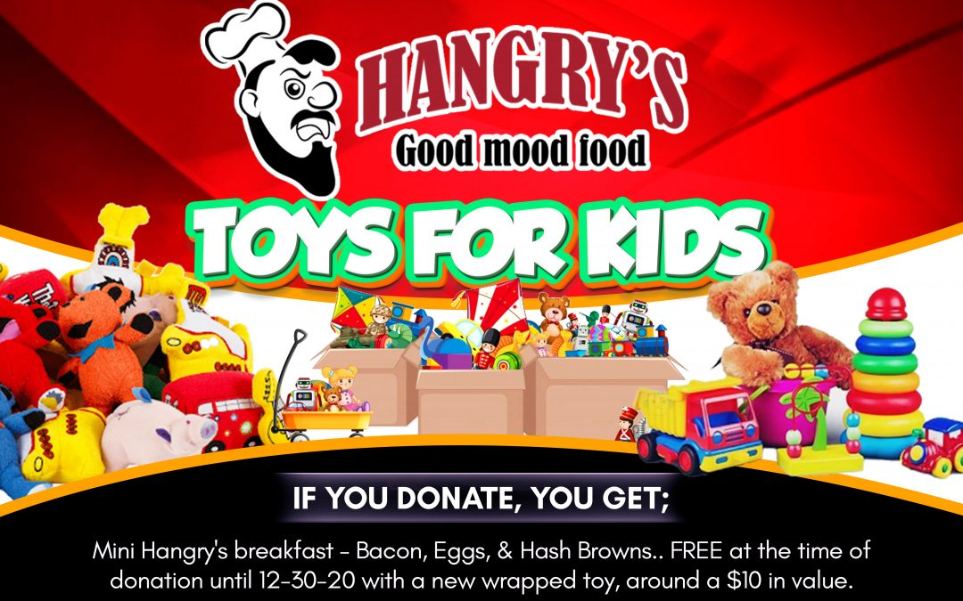 Toys for Kids Fundraiser