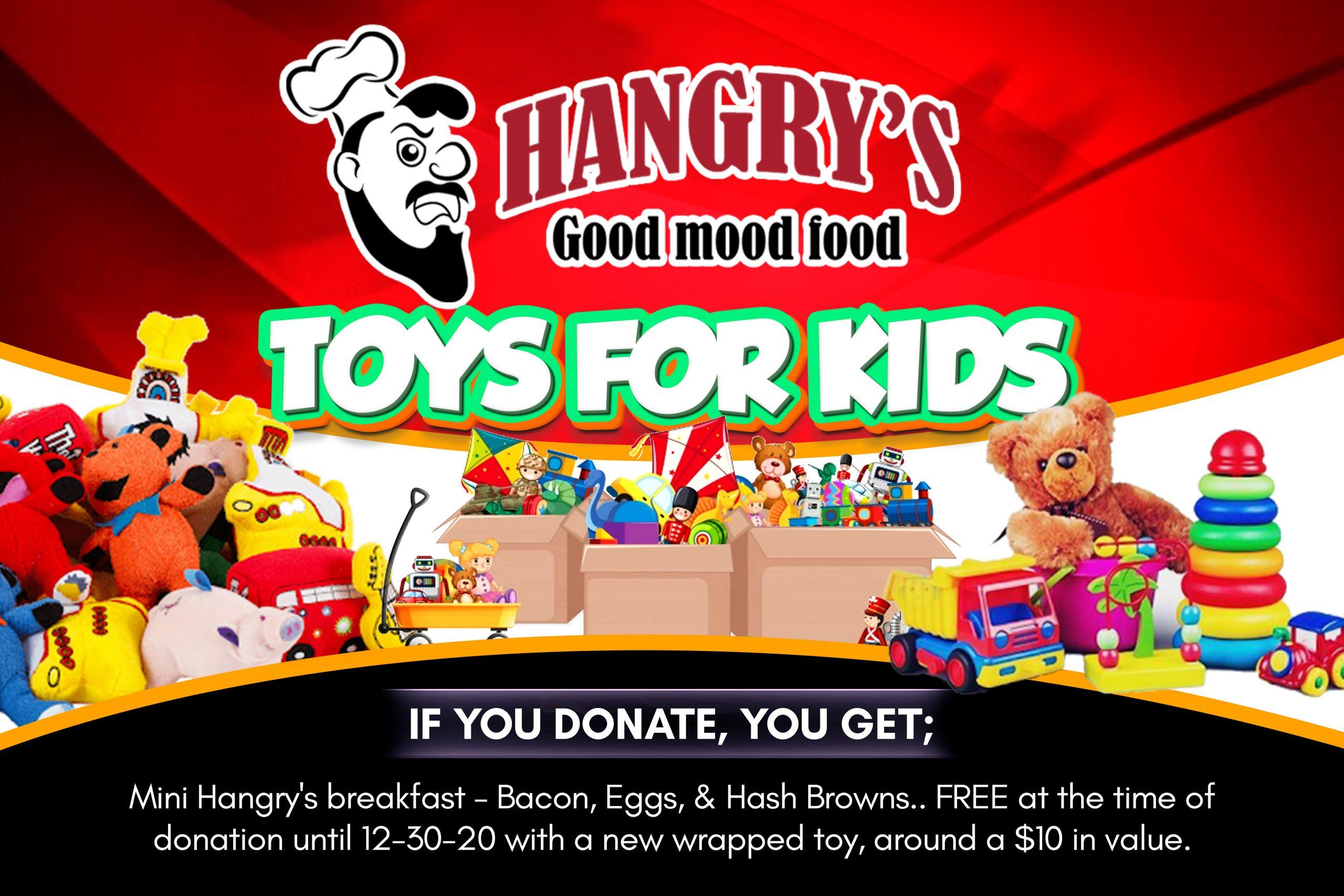 Toys for Kids Fundraiser